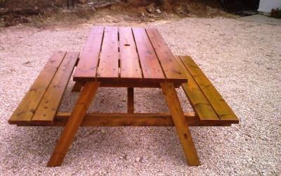 שולחן קקל בפארק