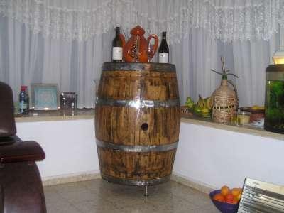 מדהים ריהוט ואביזרי נוי   מבחר חביות יין מקוריות משומשות למכירה   נוי גן XK-15